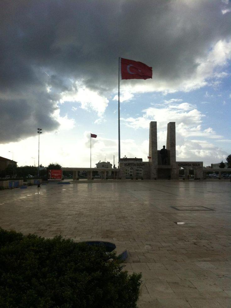 Didim Kent Meydanı - Aydın'da fotoğraflar