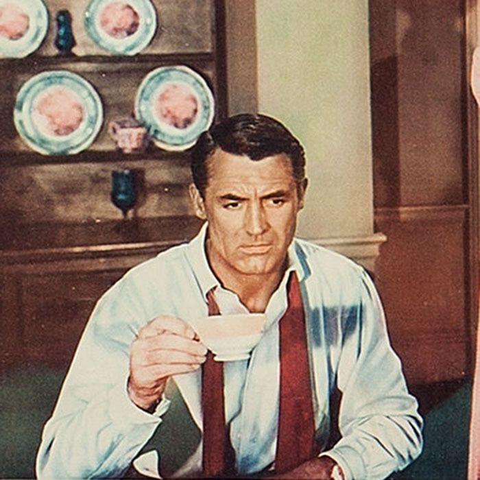 """Cary Grant en """"Hogar, Dulce Hogar"""" (Room for One More), 1952"""