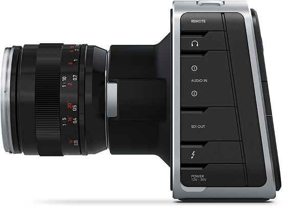 Blackmagic Design Announces Blackmagic Cinema plus reviews of new cameras from Canon, Sony, JVC and more