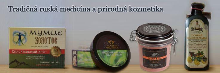 Prírodné produkty zo Sibíri a Ruska http://www.navratkuzdraviu.sk/c/ruska-prirodna-medicina