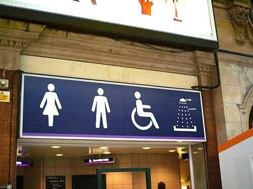 Shower Or Dalek?