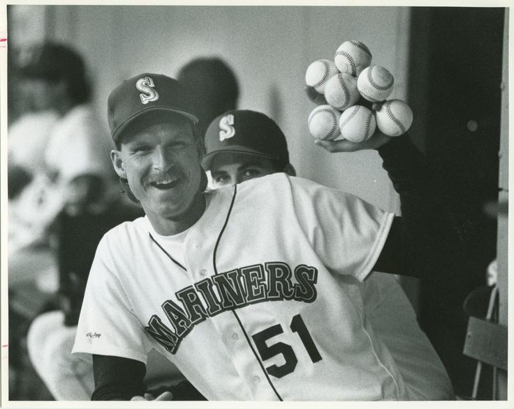 Randy Johnson #MarinersHOF #Mariners