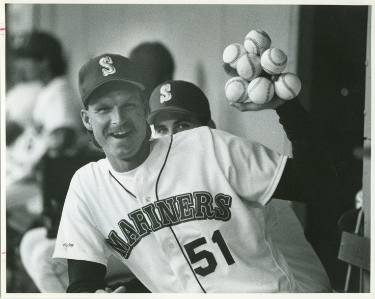 Randy Johnson #MarinersHOF #Mariners