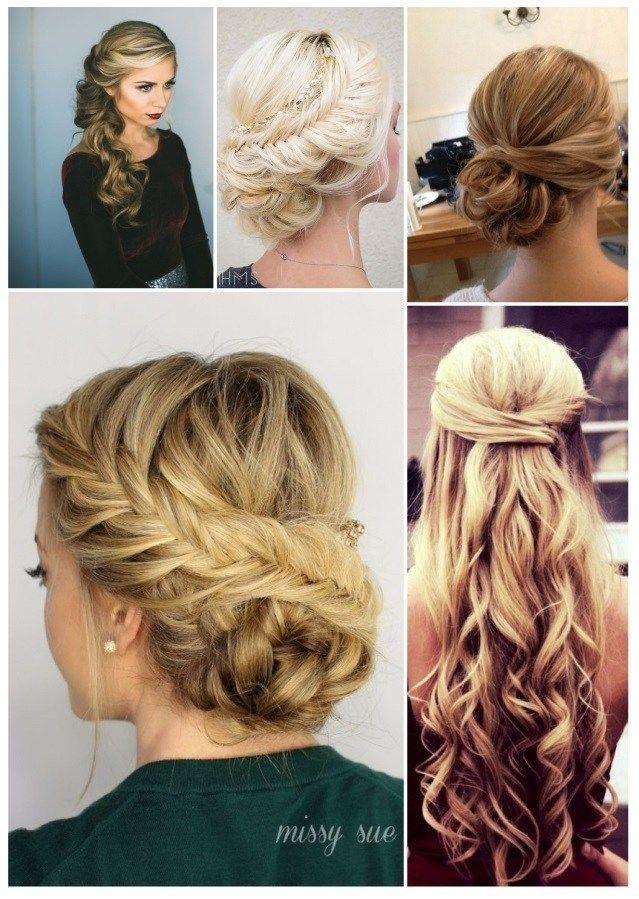 80 Peinados Sencillos Para Fiestas Pelo Corto Y Largo Peinados Sencillos Peinados Elegantes Peinados De Fiesta Sencillos