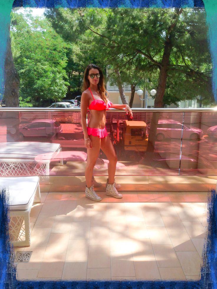 Tanta voglio di mare☀️☀️☀️#sun #summer #beach #costume #bikini @jemenfous #jemenfous #mima #fashion