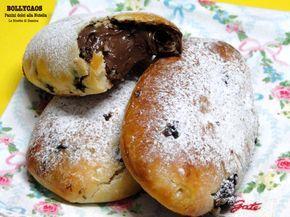 I BOLLYCAOS sono dei panini dolci ripieni di Nutella o cioccolato. Morbidi tipo briosch perfetti da essere riscaldati al microonde come merenda, dolce.BImBy