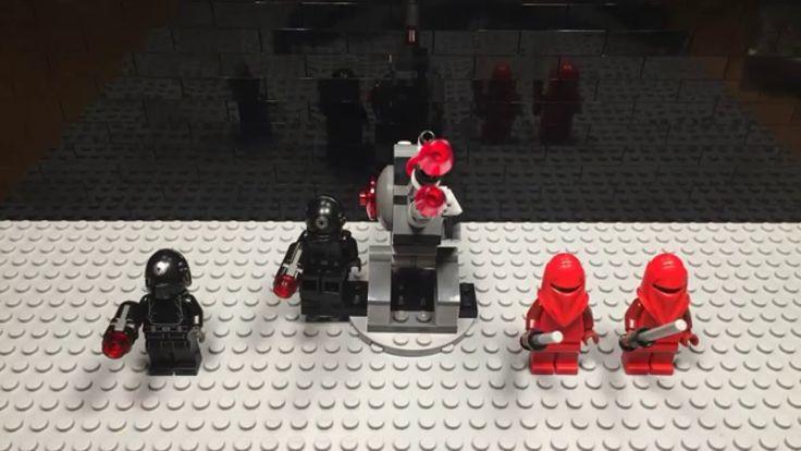 Star Wars Lego Death Star Troopers - 75034