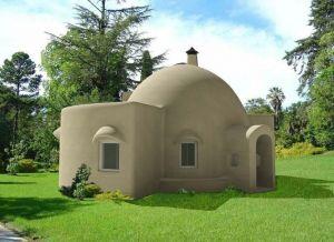 La casas de tierra: una solución del pasado para el futuro - Webislam #adobe #casas #arquitectura #construcción #casaecologica
