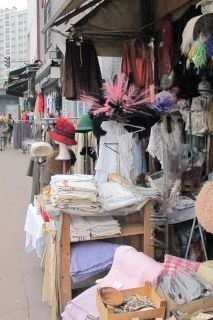 Vlooienmarkten Parijs