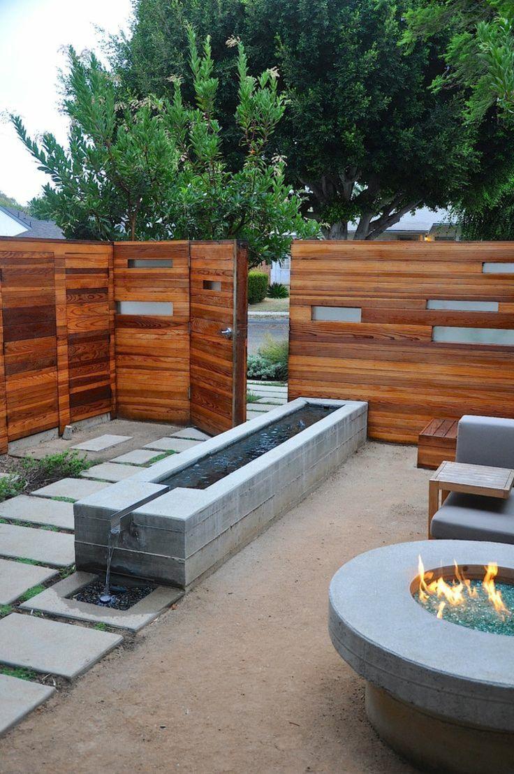 100 idéias para o projeto do jardim – Design moderno para uso ao ar livre   – Garten