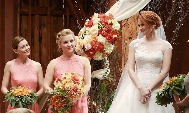 Grey's Anatomy Wedding: I Found April Kepner's Ultra-Romantic Wedding Dress