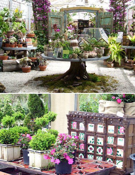 17 Best ideas about Garden Center Displays on Pinterest Garden