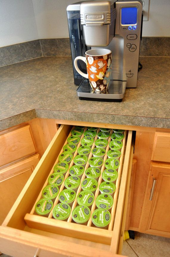 Best 25+ K cup storage ideas on Pinterest | Storage for spices ...