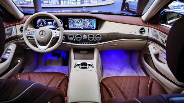 2019 Mercedes Maybach Interior Mercedes Maybach Maybach