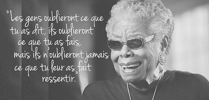 10 Citations Puissantes De Maya Angelou Maya Angelou Citations