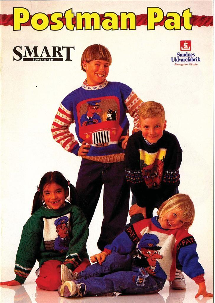 17 best postmand per images on pinterest postman pat knit postman pat free pattern dt1010fo