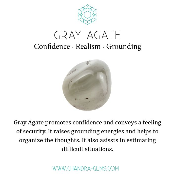 Gray Agate Healing Properties Grey Agate Crystal Healing Stones Agate Stone Meaning