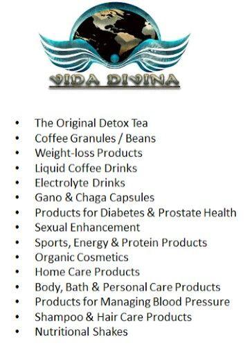 Vida Divina Products