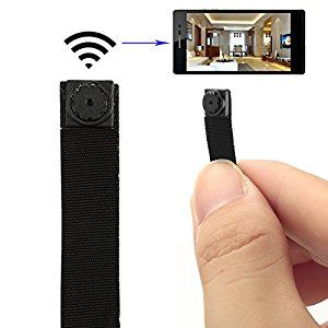 Amazon.com : Spy Camera, Totoao HD Mini Portable Hidden Camera P2P Wireless Wifi Digital Video Recorder for IOS Android Phone APP Motion Detecting : Camera & Photo
