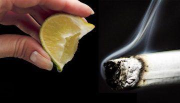 6 maneiras naturais de matar anseios de nicotina para quem está tentando parar de fumar
