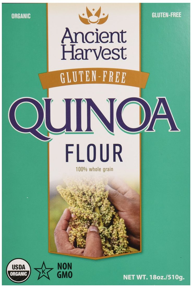 Quinoa flour is made from grounded quinoa seeds and it feels and looks exactly like wheat flour, it can be easily adapted to many baking recipes from snacks to breads, even in shakes and healthy drinks.