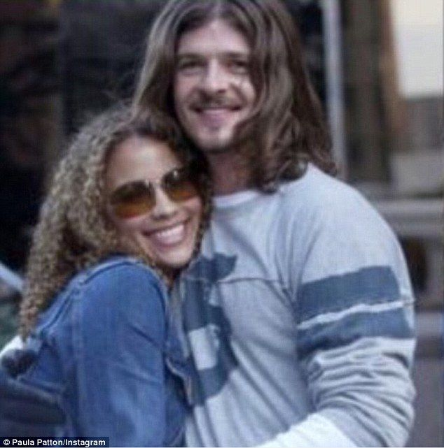 'What an amazing time in my life': Paula Patton shared an adorable throwback snap with ex-husband Robin Thicke on Thursday. The pair originally met when they were only teenagers