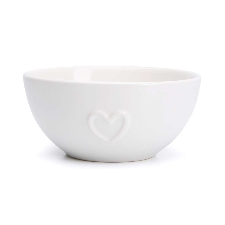 Country Heart Bowl x2