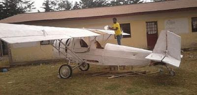 Self-Taught Ethiopian Aviation Enthusiast Builds His Own Airplane http://www.nigerianscoop.com/2015/09/self-taught-ethiopian-aviation.html