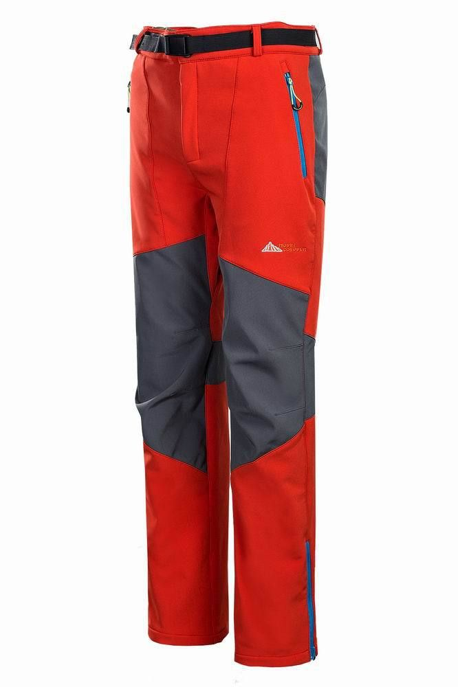 Brand ski jupon pants trousers MAN  mountaineering pants hiking climbing fishing waterproof  warm windproof pants buckle pants