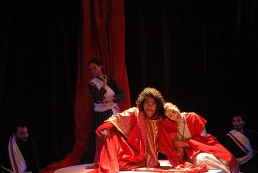 an analysis of tragic elments in oedipus the king by sophocles Glossary of drama terms  occur in the audience of tragic drama  aristotle argued that sophocles' oedipus the king was the perfect play for.