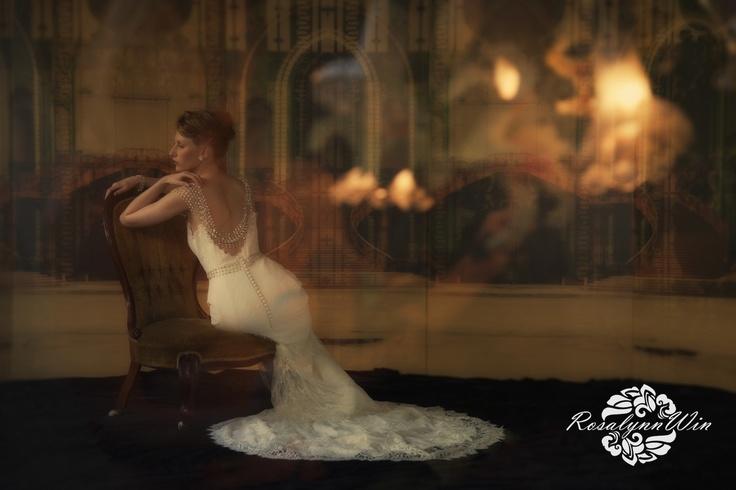 Rosalynn Win Haute Couture: Sevilla gown