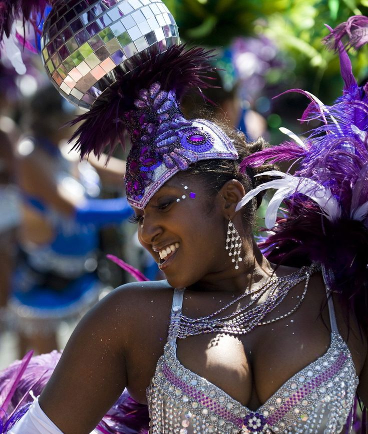 Recommend West indian carnival sex topic