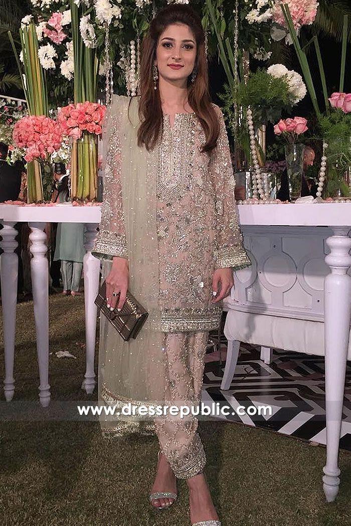 Pakistani Wedding Guest Dress 2018 Buy In Toronto Canada Desi Wedding Dresses Asian Wedding Dress Wedding Party Dress Guest