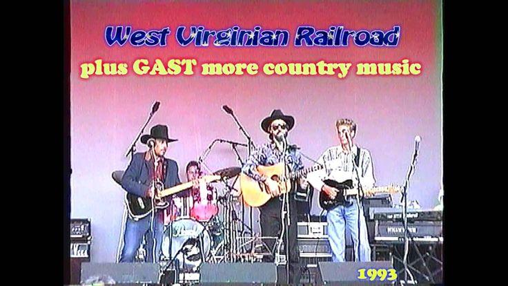 West Virginian Railroad  en Gast medley oosterhout floralia 1993 hpvideo...