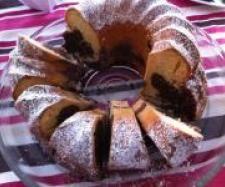 Rezept WW Marmorkuchen mit Apfelmus statt Butter von anda3101 - Rezept der Kategorie Backen süß