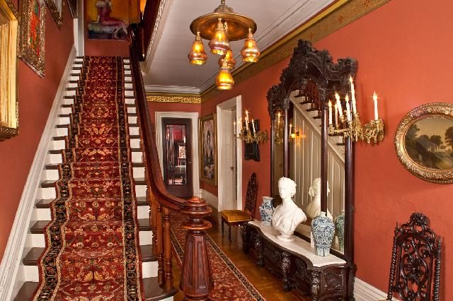 285 best images about victorian interiors on pinterest for Folk victorian interior
