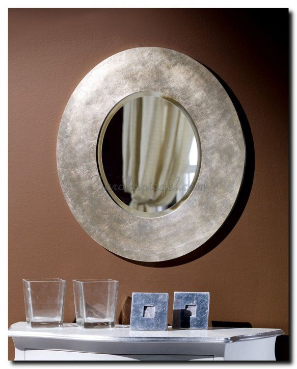 9.0052-B Ronde design spiegel Neta