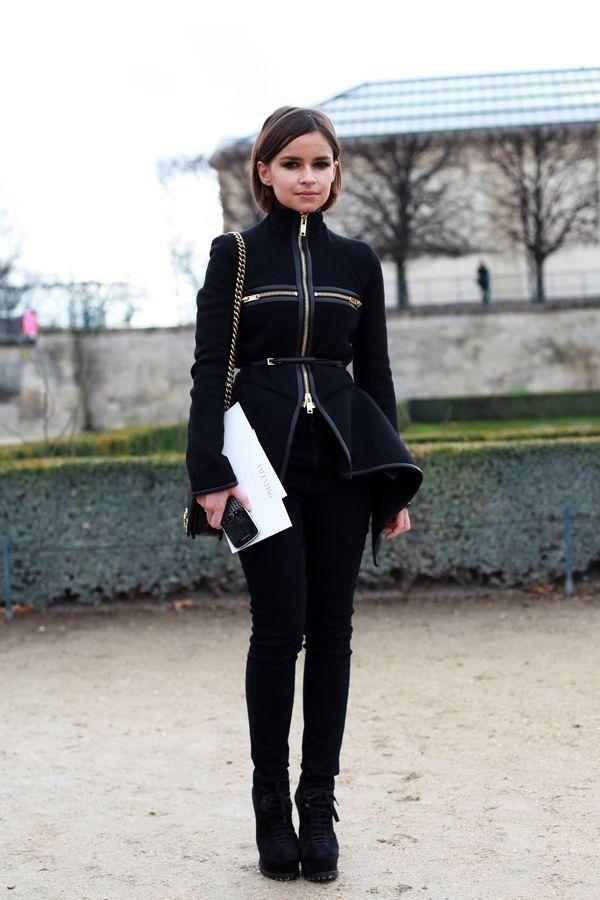 Get the look: Miroslava Duma