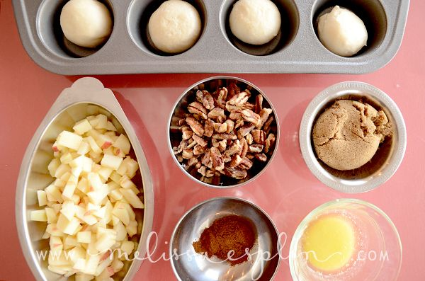 isly-rhodes-salted-caramel-apple-cups-3-filling-ingredientsSalts Caramel, Apples Cups, Salted Caramels, Caramel Apples