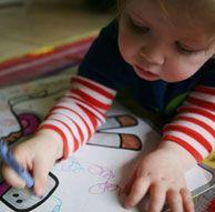 Kids Activities - Art And Craft – Colourful Butterflies