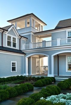 Image result for enclosed crow's nest on top of house