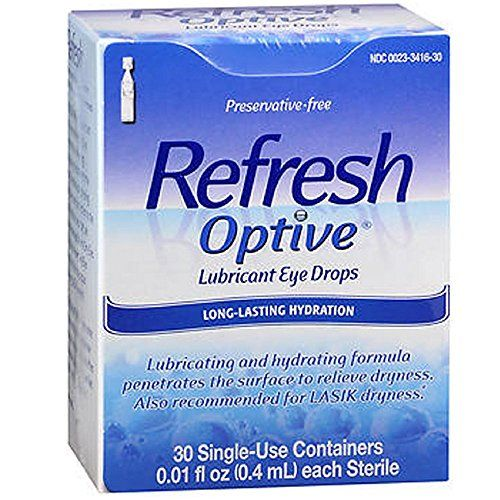 #care Refresh #Optive Lubricant Eye Drops. Advanced dual action formula that lubricates and hydrates dry eyes. Moisturizing dry eye solution. Recommended for Las...