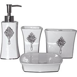 Best Bathroom Set Accessories Images On Pinterest Bath