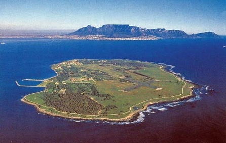 Robbin Island, South Africa... Where Nelson Mandela was imprisoned for 18 years! WPC fighting for his right! Historical event 1.