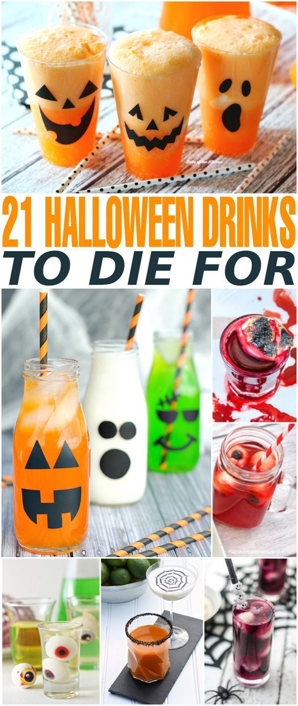 Best 20+ Halloween drinks for kids ideas on Pinterest | Halloween ...