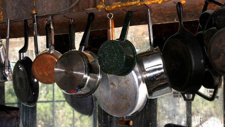 Hangi Malzeme İle Üretilmiş Tencere ve Tavaları Kullanıyorsunuz?                        -  Fügen Büke #yemekmutfak
