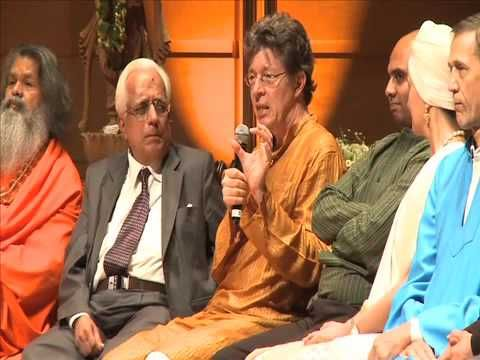 Clip from Panel on Mantra by Dr Robert Svoboda.mov