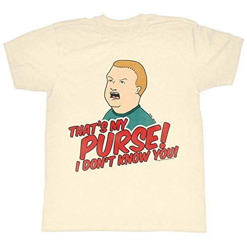 King Of The #Hill, #Bobby, Thats My #Purse, Bobby Hill, T-Shirt, Shirt, Hoodie, Tee