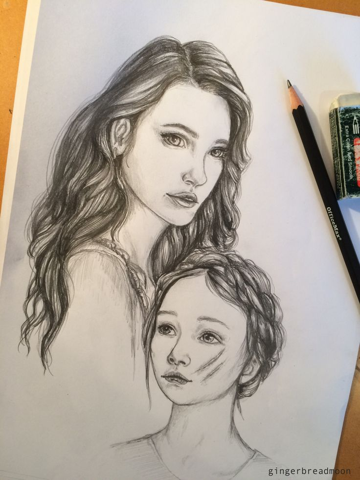 """gingerbreadmoon: """"a little something of Evangeline and Lysandra from the amazing Throne of glass series by SJMaas :) I love these two"""