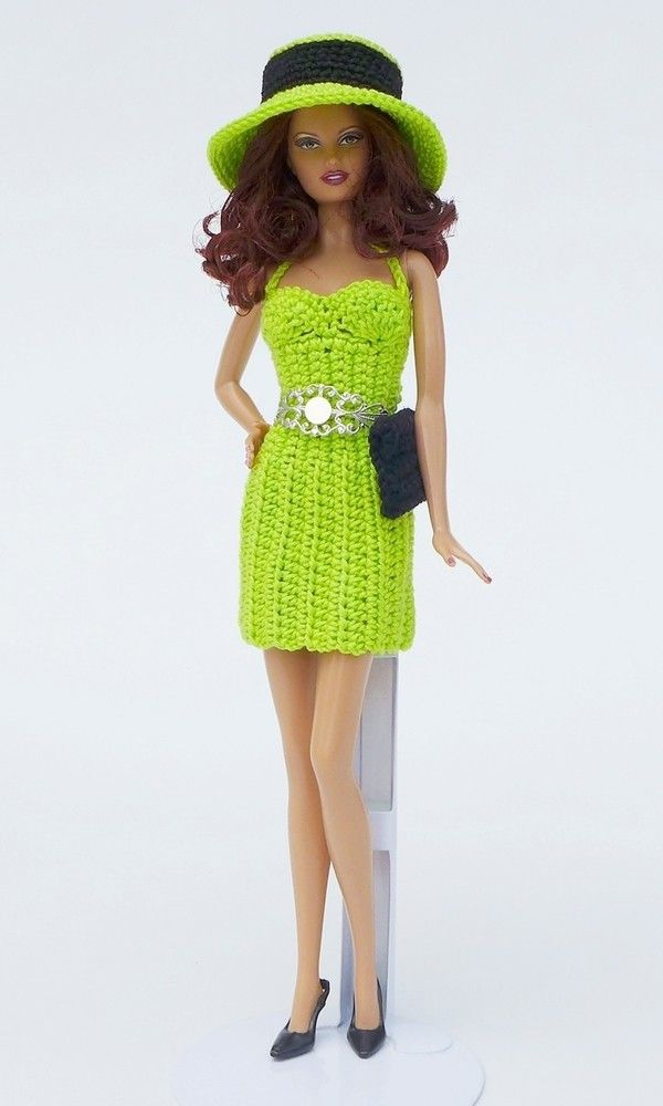 17 best images about barbie ken doll clothes and patterns on pinterest crochet clothes. Black Bedroom Furniture Sets. Home Design Ideas